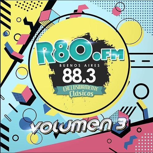 CD R80 VOLUMEN 3 (Digital)
