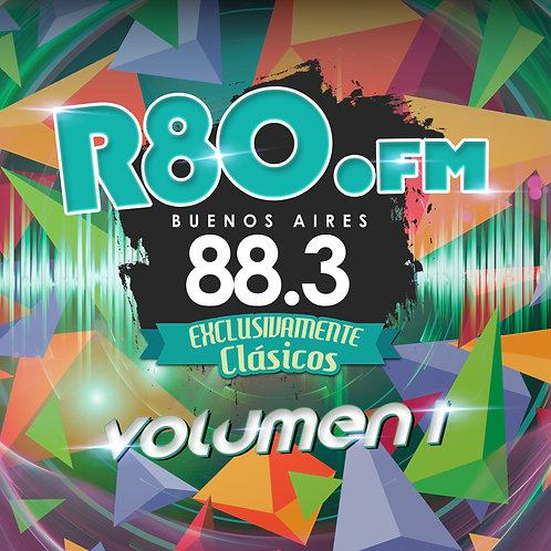 CD R80 VOLUMEN 1 (Digital)