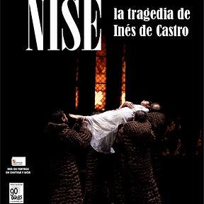 Cartel Nise La tragedia de Inés de Castr