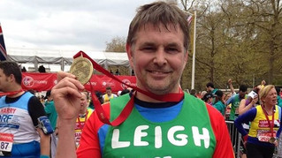 Life Changing Journey to London Marathon