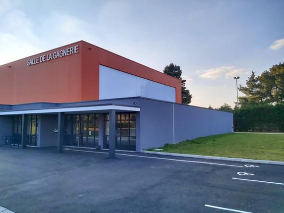 Salle de la Gagnerie à BOUGUENAIS