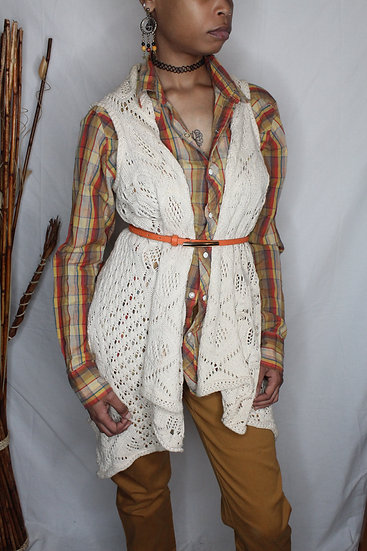 Vanilla Sky Knitted Vest