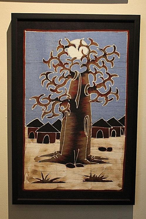 Burkina Life (Framed)