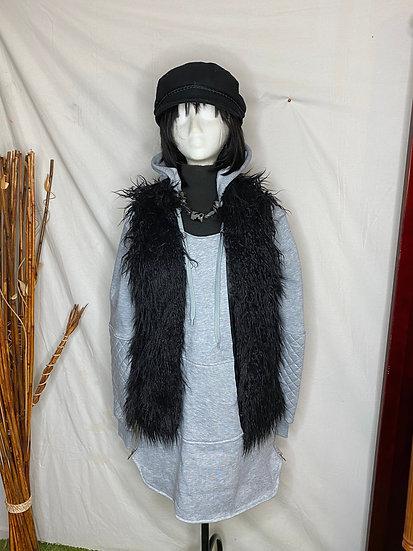 Black Shag (Vest)