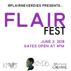FLAIRFEST 2018 feat. KMJ6