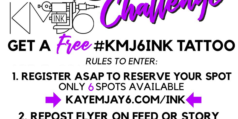 KM6INK Presents: The (640) Challenge