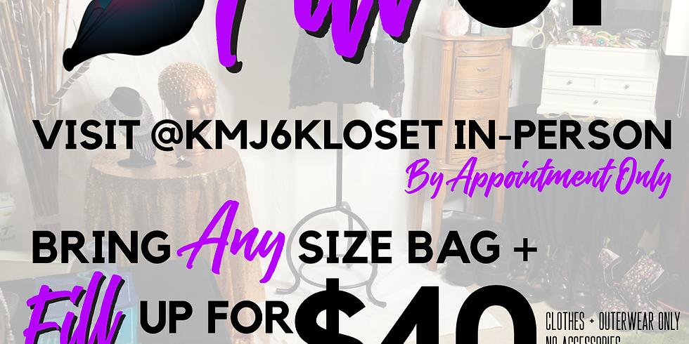 KMJ6Kloset's Pull Up + Fill Up