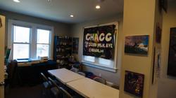 CHACC Workshop Room