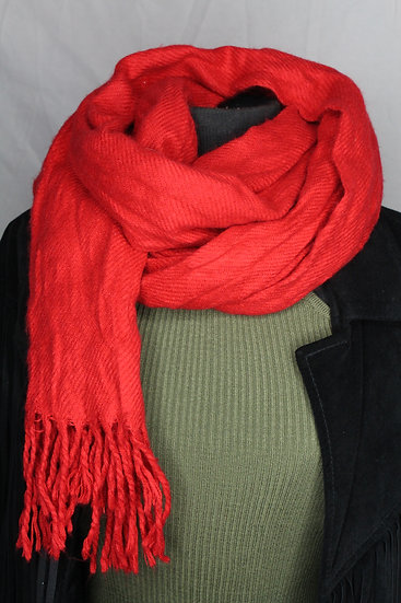 Red Riding Scarf