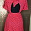 Thumbnail: Blue Pecan Orange Tunic/Dress