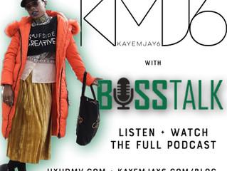 KMJ6 on UxU's BossTalk - UPDATED w/ Video