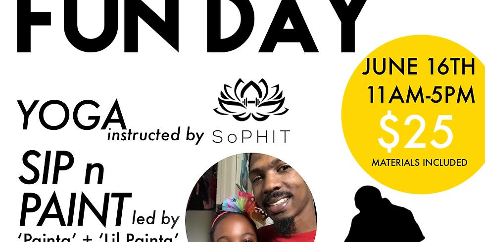 Father Fun Day 2018
