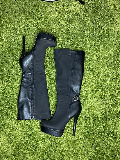 'Say My Name' Knee High Boots