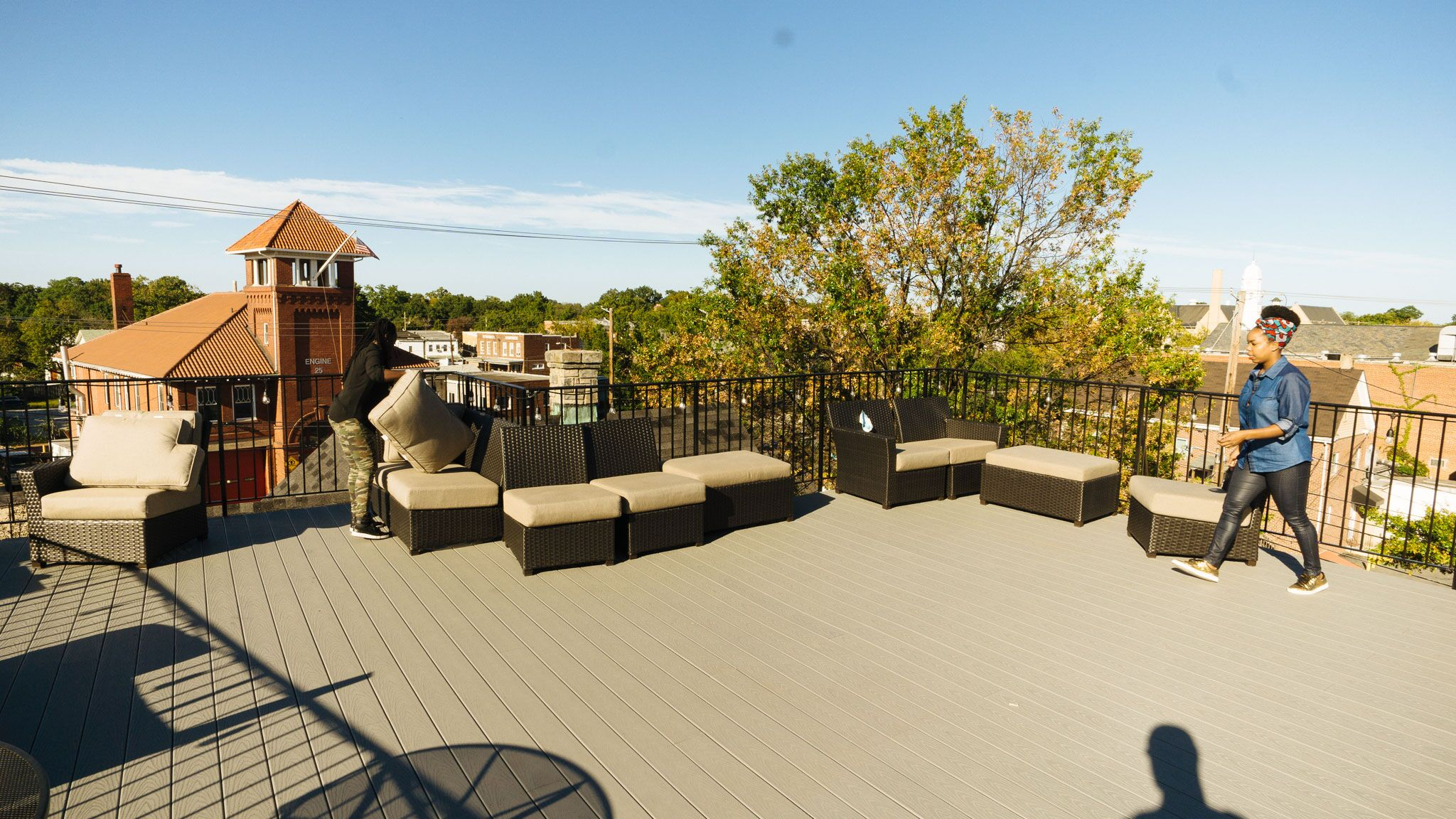 CHACC Rooftop Space
