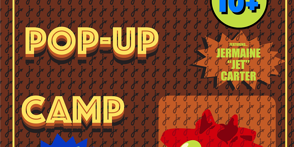 Toy Shop Pop Up Camp