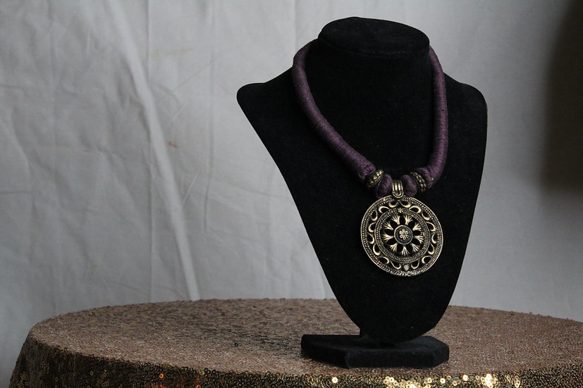 Purple Reign Medallion