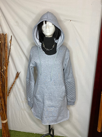 Earl Grey (Hoodie Dress)