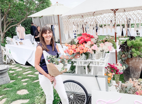 Introducing the Fireweed Flower Cart!