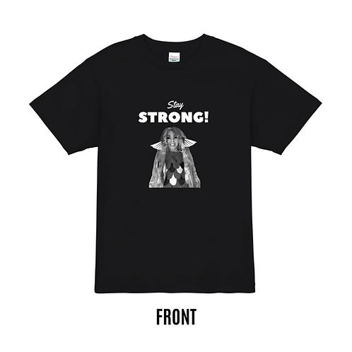 研ナオコ 限定アマビエTシャツ | Stay Strong!