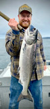 Winter Kings in the Craig area.  Fresh fish is great in February. Got some this weekend