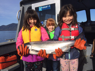 Kids and Fishing