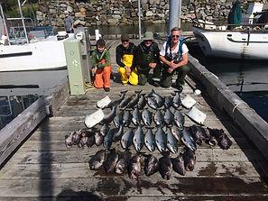 Craig Alaska Fishing Charte
