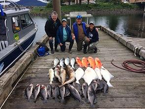 Craig Alaska Fishing Charter