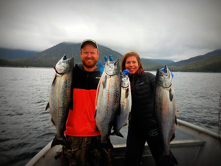 Charter Fishing Craig Alaska