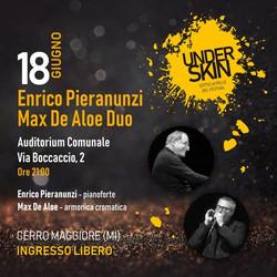 Enrico Pieranunzi e Max De Aloe