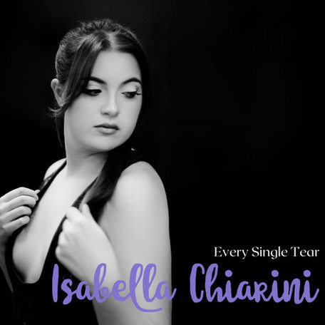 """EP Release: """"Every Single Tear"""" by Isabella Chiarini"""