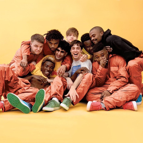 Are BROCKHAMPTON actually a boy band?