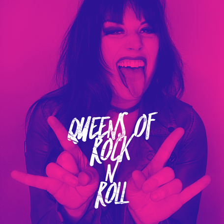 Charity Livestream: Queens of Rock N Roll