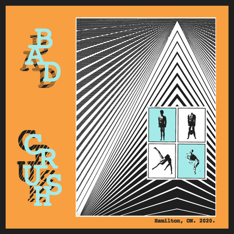 """EP Release: """"Bad Crush"""" by Bad Crush"""