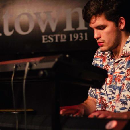 Mohawk College Music: Santiago Rozo