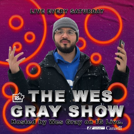 Interview: Wes Gray on The Wes Gray Show