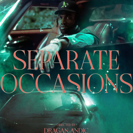 """Video Release: """"Separate Occasions"""" by Dimi"""
