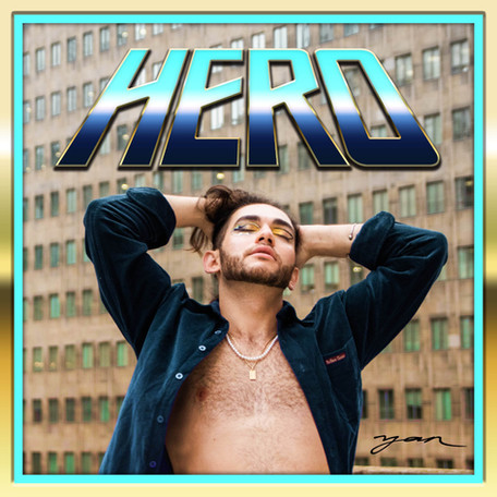 "Single Release: ""Hero"" by Yan Simon"