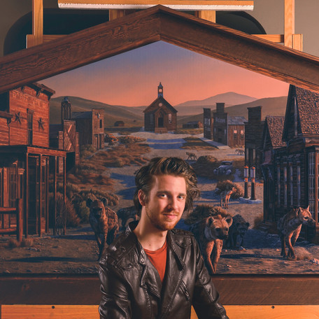 Niagara: Josh Tiessen