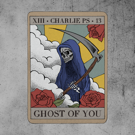 """Single Release: """"Ghost of You"""" by Charlie PS"""