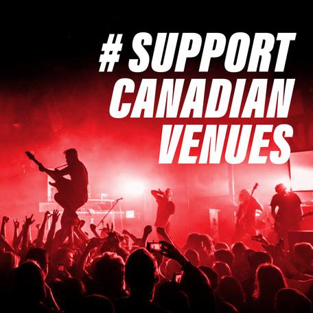 Help Save Canadian Indie Venues