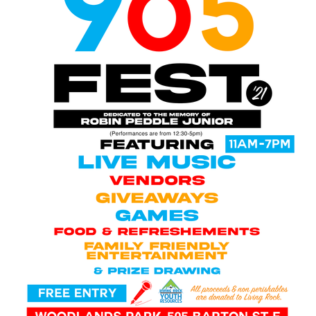 COMING UP: 905 Fest w/ Ktriggs