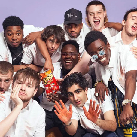Playlist: BROCKHAMPTON