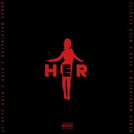 """EP Release: """"Her"""" by Myer Clarity & Boney Washington"""