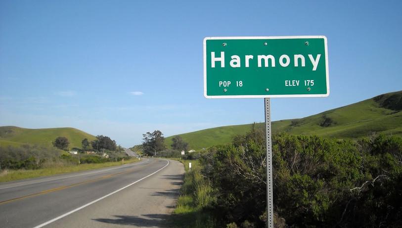"""""""Harmony"""""""