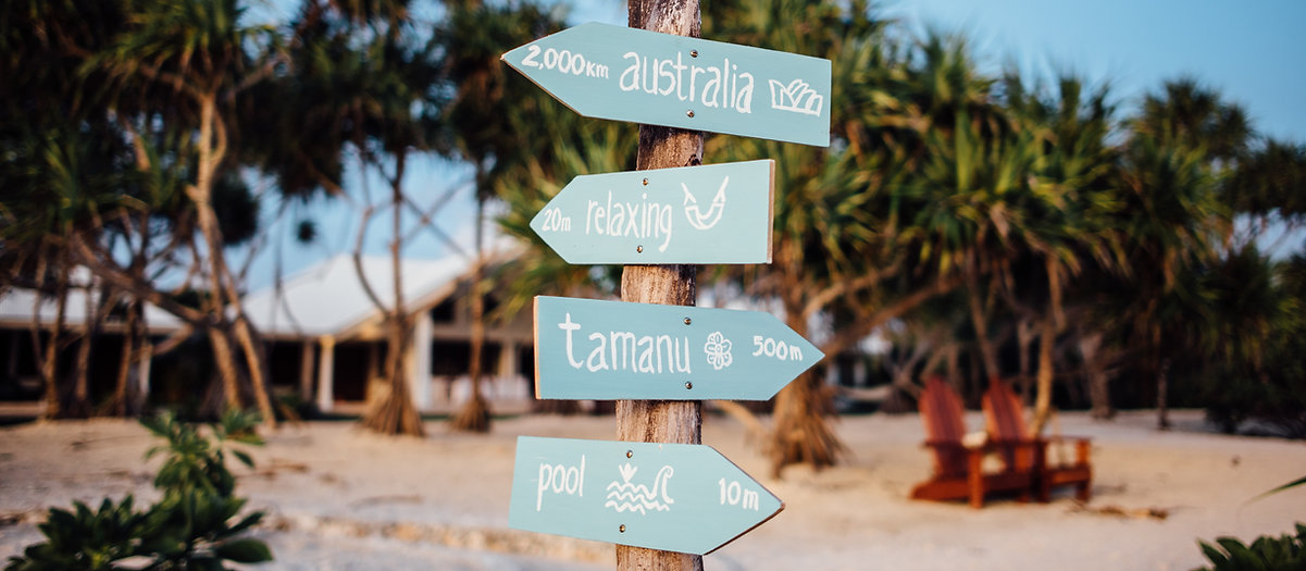  Gudfala Asana Tamanu Beach House Vanuatu Relaxing