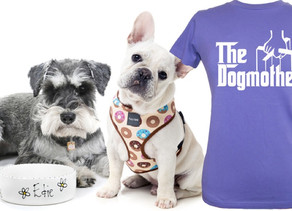 D for Dog specialises in practical dog accessories and gorgeous gifts for dogs and dog lovers.