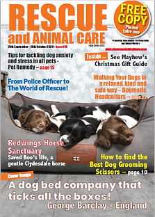 RESCUE AND ANIMAL CARE MAGAZINE 2020-09-