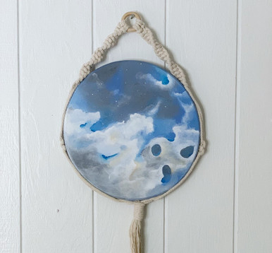 Blue Moon Macramé