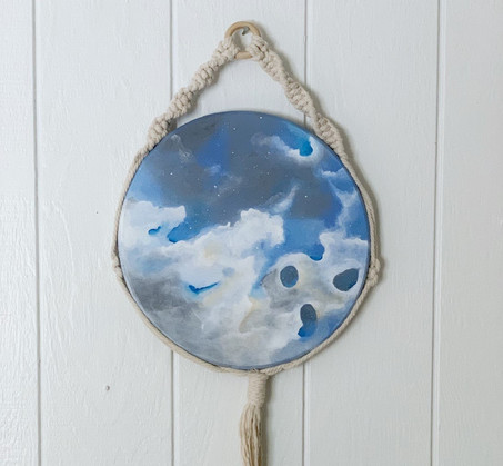 Blue Moon Macramé