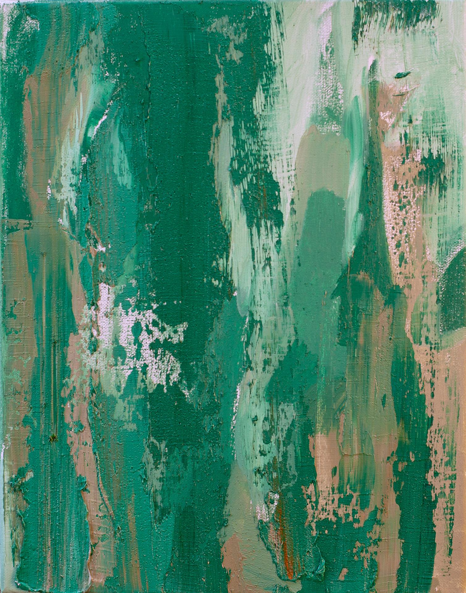 Green Trio #1